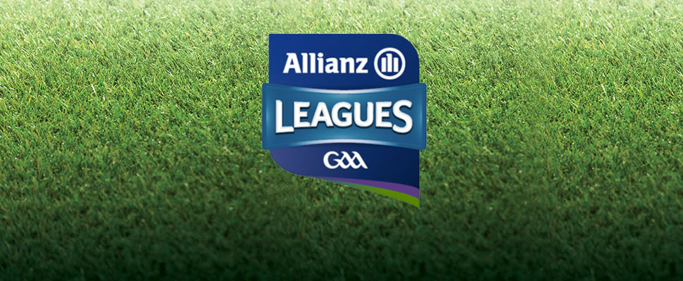 2019 Allianz Football And Hurling League Fixtures Kildare Gaa