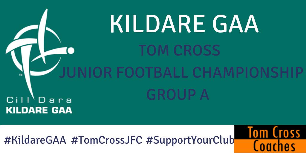 2019 Tom Cross Junior Football Championship Fixtures