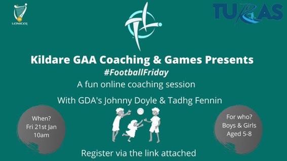 Football Friday – Coaching Webinar