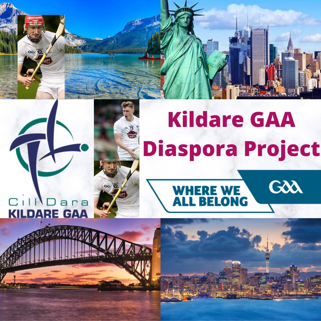 Kildare GAA Diaspora Project